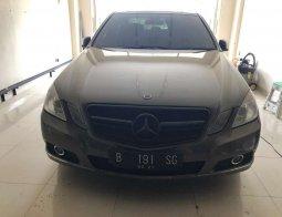 Mobil Mercedes-Benz E-Class 2011 E250 terbaik di Banten