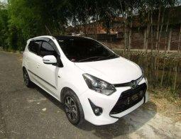 Jual Toyota Agya G 2017 harga murah di Jawa Tengah