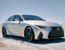 Review Lexus IS 2021: Sport Sedan Jepang Penantang Eropa
