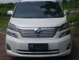[Harga Corona] Toyota Vellfire 2.4 At 2010 di Sragen, Jawa Tengah
