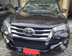 Sumatra Utara, Toyota Fortuner VRZ 2019 kondisi terawat