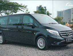 Review Mercedes-Benz Lombardi Vito Business 2020: Untuk Penumpang VVIP