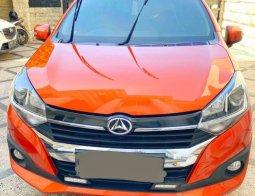 Jual cepat Daihatsu Ayla R 2017 di Jawa Timur