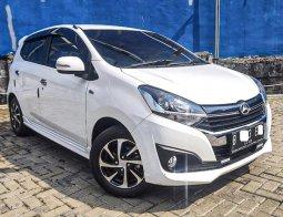 Dijual Mobil Bekas Daihatsu Ayla R 2017 terbaik di DKI Jakarta