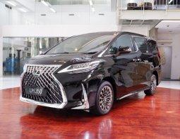 Review Lexus LM 350 2020: Bukan Sekadar Alphard Berlogo 'L'