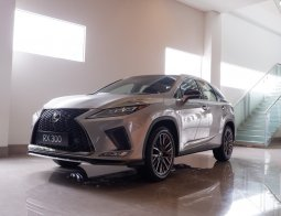 Review Lexus RX300 F SPORT 2020: Volume Maker Penjualan Lexus Indonesia