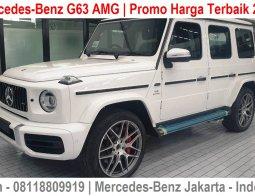 Promo Terbaru Mercedes-Benz AMG G 63 2019 Putih Ready Stock