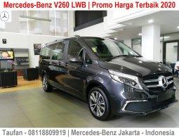 Promo Terbaru Mercedes-Benz V260 LWB Individual Seat 2019 Ready Stock