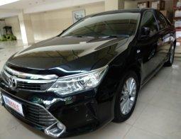 Dijual mobil Toyota Camry 2.5 V 2015 Hitam, Tangerang Selatan