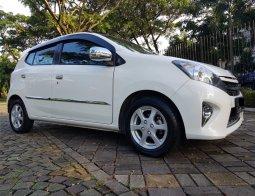 Dijual cepat Toyota Agya 1.0 G AT 2016, Tangerang Selatan