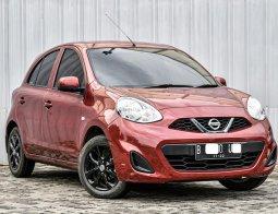 Dijual Cepat Nissan March 1.2L 2017 di Tangerang Selatan