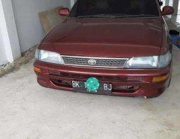 Jual Toyota Corolla 1.3 Manual 1994 harga murah di Sumatra Utara