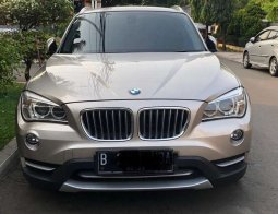 DKI Jakarta, BMW X1 XLine 2013 kondisi terawat