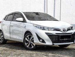 Dijual mobil bekas Toyota Yaris G 2018 terbaik di DKI Jakarta
