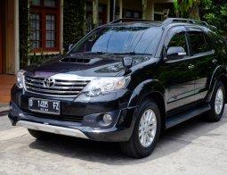 Jual Mobil Bekas Toyota Fortuner G TRD 2013 di Jawa Barat