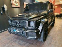 Dijual mobil terbaik Mercedes-Benz G 63 2013 DKI Jakarta