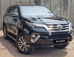 Dijual Toyota Fortuner VRZ 2017 di Tangerang Selatan