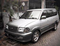 Dijual cepat mobil Toyota Kijang Krista 2001 bekas, DKI Jakarta