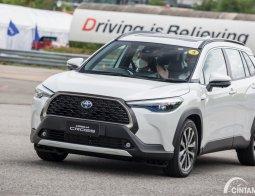 Review Toyota Corolla Cross 2020: Siap Jadi Penantang Juara Bertahan
