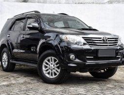 Dijual Mobil Toyota Fortuner G 4x4 VNT 2014 di DKI Jakarta