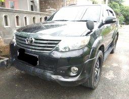 Jual Mobil Bekas Toyota Fortuner G Luxury 2014 di Pulau Riau
