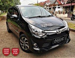 Jual mobil Toyota Agya G 1.2L 2017 Tangerang Selatan, Banten