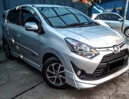 Jual Mobil Bekas Toyota Agya TRD Sportivo 2017 di Tangerang Selatan