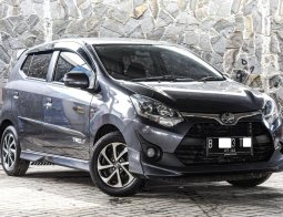 Dijual Mobil Bekas Toyota Agya TRD Sportivo 2017 di Tangerang Selatan