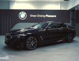 Review BMW 840i M Technic Gran Coupe 2020: Coupe Empat-Pintu Termewah BMW