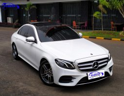 Dijual Mobil Bekas Mercedes-Benz E-Class E 300 2018 di DKI Jakarta