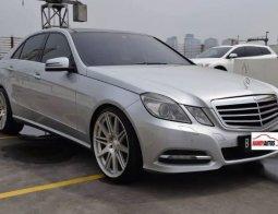 Dijual Mobil Mercedes-Benz E-Class E 300 2012 di DKI Jakarta