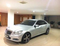 Dijual Mobil Mercedes-Benz E-Class E200 2012 di DKI Jakarta