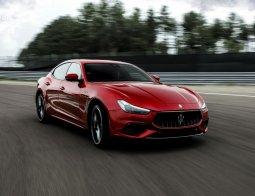 Review Maserati Ghibli Trofeo 2021: DNA Ferrari Dalam Kemasan Sedan Eksekutif
