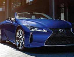 Review Lexus LC 500 Convertible 2020: Sarana Pamer Rambut Orang Kaya