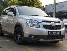 Jual Mobil Bekas Chevrolet Orlando LT 2015 di Tangerang Selatan