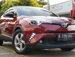 Dijual Mobil Toyota C-HR 2018 di Tangerang Selatan