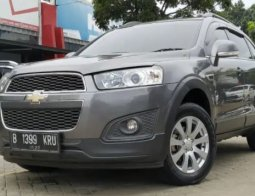 Jual Mobil Chevrolet Captiva LTZ 2017 di Tangerang Selatan