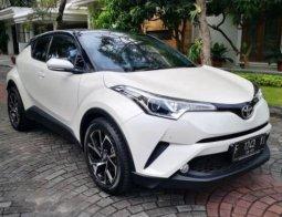 Dijual Mobil Toyota C-HR 2018 di DI Yogyakarta