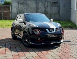 Dijual Mobil Nissan Juke RX Black Interior Revolt 2015 di Jawa Timur