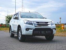Jual Mobil Isuzu MU-X MUX 2.5 AT 4x2 Diesel Putih Surabaya