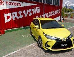 Review Toyota Yaris TRD Sportivo CVT 2020: Tembus Rp 300 Juta Seperti Apa?