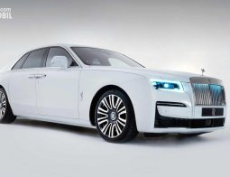 Review Rolls-Royce Ghost 2020: Elegan Nan Minimalis ala Rolls-Royce