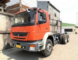 Jual Mitsubishi Fuso Tronton 6x4 Sasis 2015 +Dump 528 di DKI Jakarta
