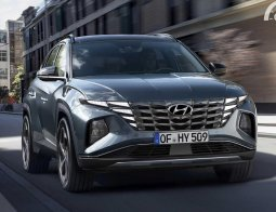 Review Hyundai Tucson 2021: Transformasi Agresif Bergaya Futuristik