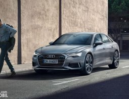 Review Audi A6 2020: When Sporty Meets Elegant
