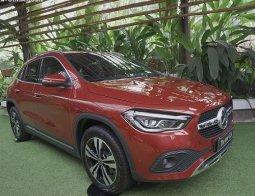 Review Mercedes-Benz GLA 200 Progressive Line 2020: Generasi Kedua Lebih Menawan