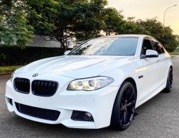 "BMW 528i LCI LUXURY "" M SPORT LOOK """