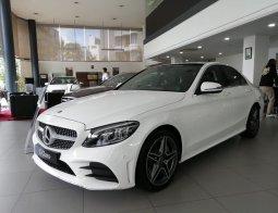 Mercedes-Benz C-Class C 300 AMG Line 2020