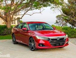 Review Honda Accord 2021: Teknologi Anyar Tanpa Transmisi Manual