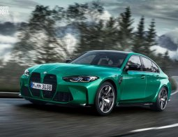 Review BMW M3 2021: Level Baru Sedan Kencang Bavaria